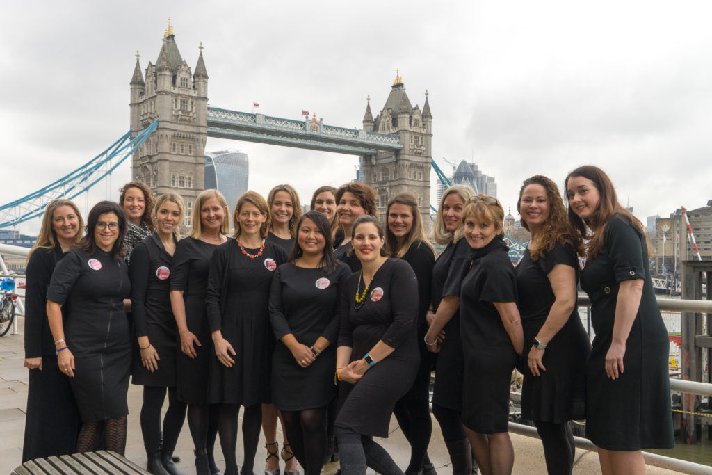 The Little Black Dress Initiative Junior League Of Londonjunior